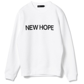 TOKYO CULTUART by BEAMS / NEW HOPE スウェット メンズ スウェット WHITE XL