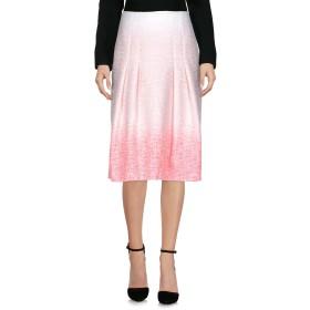 《セール開催中》ELIE TAHARI レディース ひざ丈スカート ライトピンク 2 コットン 45% / ポリエステル 38% / レーヨン 17%