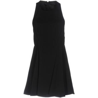 《セール開催中》FINDERS KEEPERS レディース ミニワンピース&ドレス ブラック L 95% ポリエステル 5% ポリウレタン