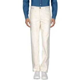 《期間限定セール開催中!》INCOTEX RED メンズ パンツ ホワイト 31 コットン 77% / 麻 23%