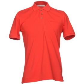《期間限定 セール開催中》PEUTEREY メンズ ポロシャツ レッド XXS コットン 100%
