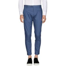 《期間限定 セール開催中》NEILL KATTER メンズ パンツ ブルー 44 67% コットン 30% ポリエステル 3% ポリウレタン