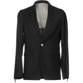 《期間限定 セール開催中》THE EDITOR メンズ テーラードジャケット ブラック 46 ウール 100%
