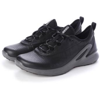 エコー ECCO Mens BIOM OMNIQUEST Outdoor Shoe (BLACK)