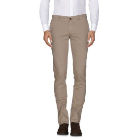《期間限定 セール開催中》MAISON CLOCHARD メンズ パンツ ベージュ 28 コットン 97% / ポリウレタン 3%