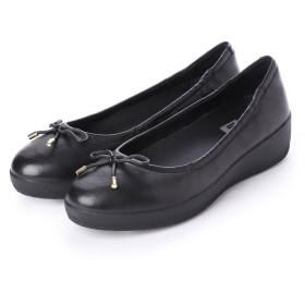 フィットフロップ fitflop SUPERBENDY BALLERINAS (Black)