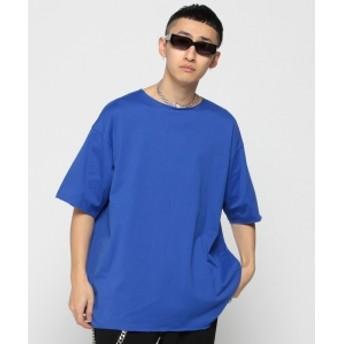 VAPORIZE / Cut Off T-shirt 19SS メンズ Tシャツ BLUE L