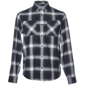 《セール開催中》CARHARTT メンズ シャツ ダークブルー XS 100% コットン