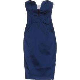 《送料無料》RICHMOND X レディース ミニワンピース&ドレス ブライトブルー 44 51% アセテート 45% ナイロン 4% ポリウレタン