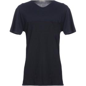 《期間限定 セール開催中》BOGLIOLI メンズ T シャツ ダークブルー XL コットン 100%