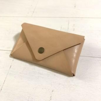 【受注制作】カード・名刺ケース|ナチュラル
