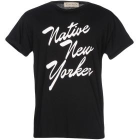 《期間限定セール開催中!》TRE CCILE メンズ T シャツ ブラック S コットン 100%