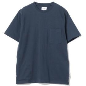 【30%OFF】 ビームス メン BEAMS / ヘビー ウエイト ポケット Tシャツ メンズ NAVY S 【BEAMS MEN】 【セール開催中】