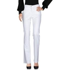 《期間限定セール開催中!》C'N'C' COSTUME NATIONAL レディース パンツ ホワイト 42 コットン 97% / 指定外繊維 3%