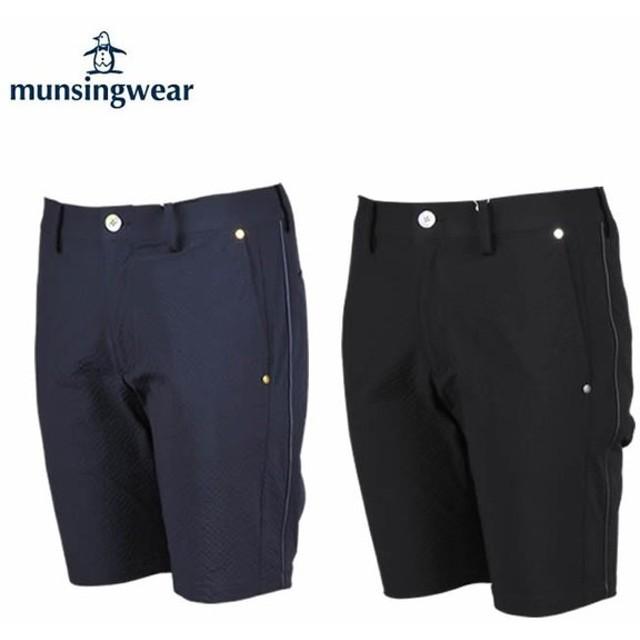 12dcee1afdb6f マンシング Munsingwear ゴルフウェア ショートパンツ メンズ ドットメッシュサッカーSパンツ MGMNGD51