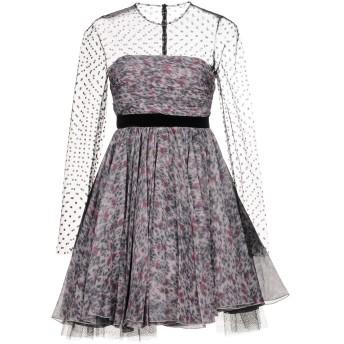 《セール開催中》PHILOSOPHY di LORENZO SERAFINI レディース ミニワンピース&ドレス ピンク 40 シルク 100% / ナイロン