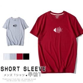 メンズ Tシャツ 半袖 軽い 柔らかい カジュアル