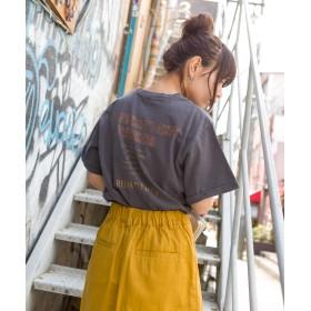 Tシャツ - SpRay イーグルプリント Tシャツ