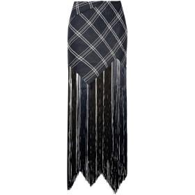 《期間限定 セール開催中》PROENZA SCHOULER レディース ロングスカート ダークブルー 2 レーヨン 指定外繊維(ヘンプ)