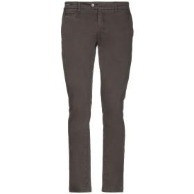 《期間限定セール開催中!》TELERIA ZED メンズ パンツ ダークブラウン 29 コットン 97% / ポリウレタン 3%