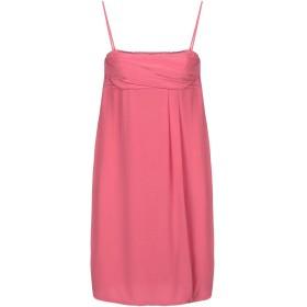 《セール開催中》PINKO レディース ミニワンピース&ドレス フューシャ 42 100% シルク