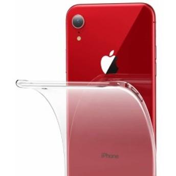 kutolo iPhone XR ケース iPhone XR カバー TPU シリコン ケース