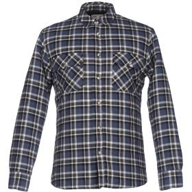 《セール開催中》PAUL & JOE メンズ シャツ ブルーグレー L コットン 100%