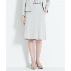 23区 Luxe ツイル スカート レディース