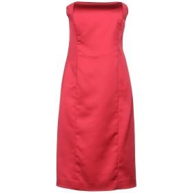《期間限定 セール開催中》THANA レディース ミニワンピース&ドレス フューシャ 44 ポリエステル 97% / ポリウレタン 3%