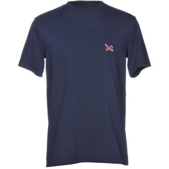 《セール開催中》CALVIN KLEIN JEANS メンズ スウェットシャツ ダークブルー M 100% コットン