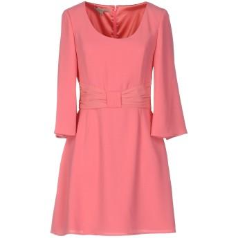 《セール開催中》BETTY BLUE レディース ミニワンピース&ドレス ピンク 42 ポリエステル 100%