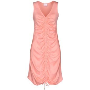 《期間限定 セール開催中》MISS NAORY レディース ミニワンピース&ドレス ピンク M レーヨン 90% / ポリウレタン 10%