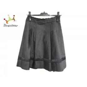 アプワイザーリッシェ Apuweiser-riche スカート サイズ1 S レディース 美品 黒   スペシャル特価 20190812
