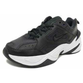 スニーカー ナイキ NIKE ウィメンズM2Kテクノ ブラック/オイルグレー メンズ レディース シューズ 靴 19SU