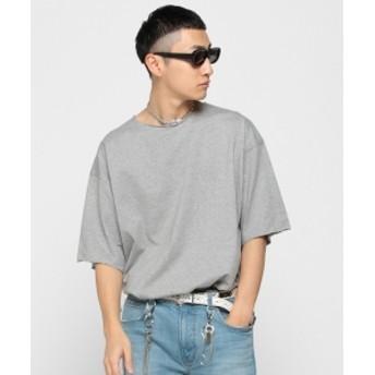VAPORIZE / Cut Off T-shirt 19SS メンズ Tシャツ H.GREY L