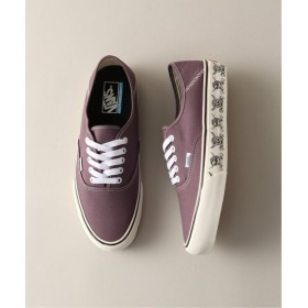 JOURNAL STANDARD VANS/バンズ:AUTHENTIC SF グレーB 27