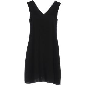 《9/20まで! 限定セール開催中》COOPER & ELLA レディース ミニワンピース&ドレス ブラック XS ポリエーテル 100%