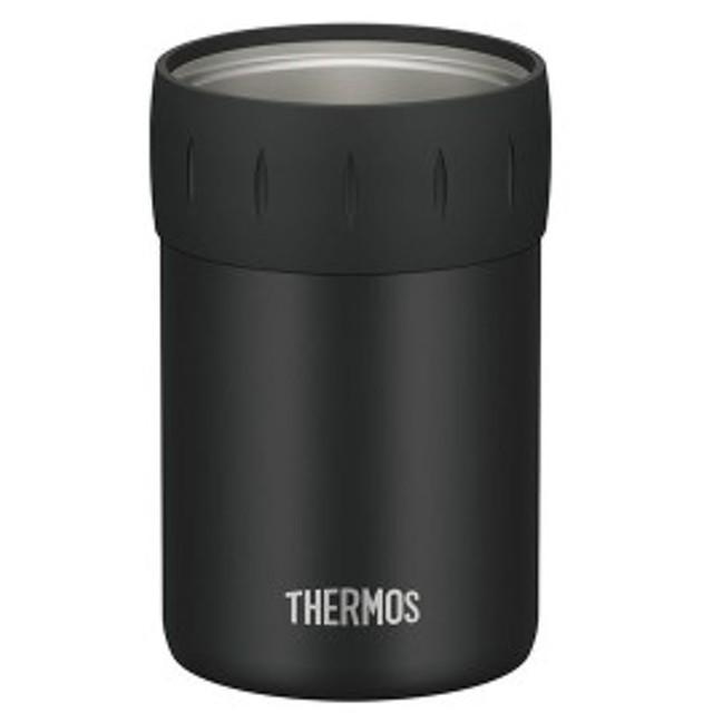 THERMOS 保冷缶ホルダー ブラック(BK) 350ml缶用 JCB-352