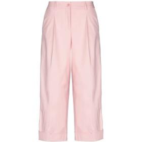 《セール開催中》P.A.R.O.S.H. レディース カプリパンツ ピンク XS 95% コットン 5% ポリウレタン