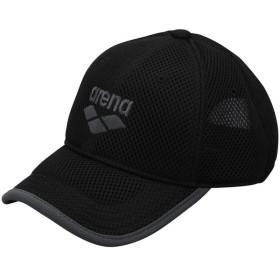 ARENA アリーナ キャップ AEANJC21 ブラック