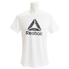 リーボック(REEBOK) ワンシリーズ ME グラフィック ショートスリーブ Tシャツ DRJ58-CF9987 (Men's)