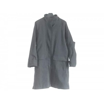 【中古】 フローレント FLORENT コート サイズ1 S レディース 黒 春・秋物