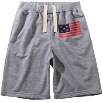 星柄ハーフパンツ(男の子 子供服。ジュニア服) パンツ