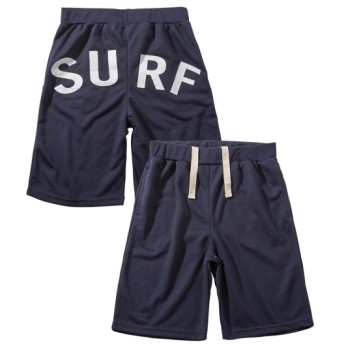 バックプリントハーフパンツ(男の子 子供服。ジュニア服) パンツ