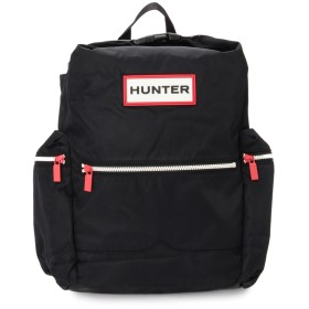 HUNTER HUNTER / ハンター ORG TOPCLIP BACKPACK NYLON リュック・バッグパック,BLK