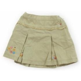 【ミキハウス/mikiHOUSE】スカート 100サイズ 女の子【USED子供服・ベビー服】(369671)