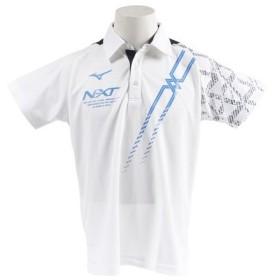 ミズノ(MIZUNO) NXT ポロシャツ 32JA808501 (Men's、Lady's)