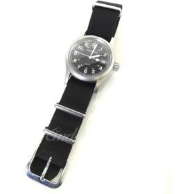 873e1189b3a0 HAMILTON 「KHAKI」683110 クオーツ腕時計 ブラック サイズ:- (新宿店) 190409