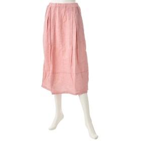 Zeffirino 綿麻のコクーンスカート