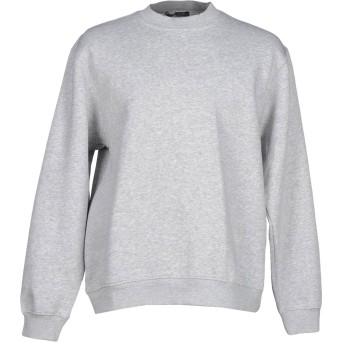 《セール開催中》DANIELE ALESSANDRINI HOMME メンズ スウェットシャツ ライトグレー S コットン 80% / ポリエステル 20%